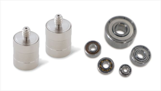 Hard disk drive components and miniature ball bearings (for servers)