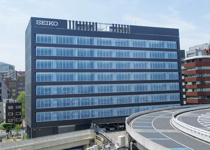 SEIKO HOLDINGS CORPORATION Head Office