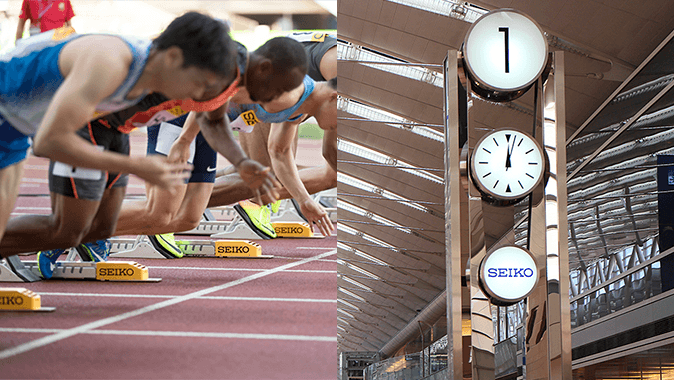 System Clocks/Sports Timing