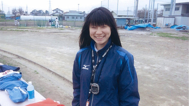 2011.05: Provided stopwatches to high schools in Ishinomaki City